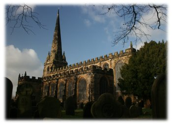 St Helen Church, Sefton